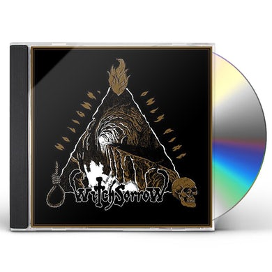 Witchsorrow NO LIGHT ONLY FIRE CD