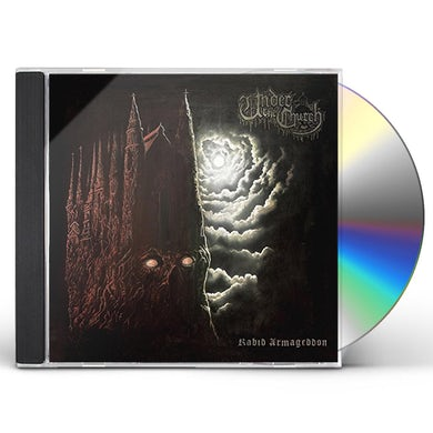 UNDER THE CHURCH RABID ARMAGEDDON CD