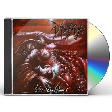 Disgorge SHE LAY GUTTED CD