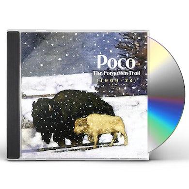 Poco FORGOTTEN TRAIL 1960-74 CD