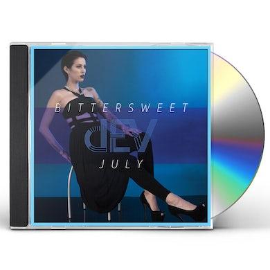 Dev BITTERSWEET JULY CD