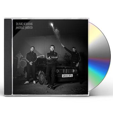 HALSHUG SORT SIND CD