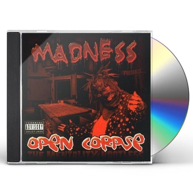Madness OPEN CORPSE CD