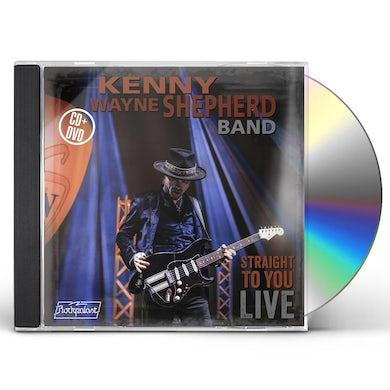 Kenny Wayne Shepherd Straight To You: Live   Cd/Dvd CD