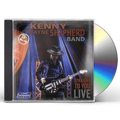 Kenny Wayne Shepherd Straight To You: Live   Cd/Blu Ray CD