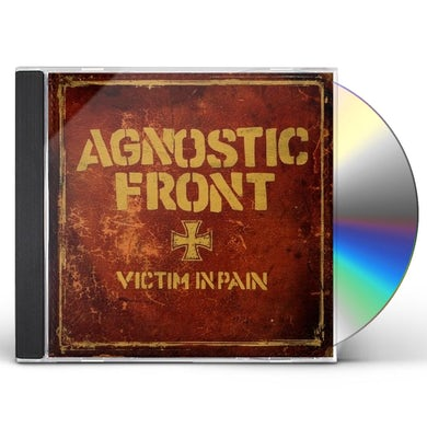 Agnostic Front VICTIM IN PAIN CD