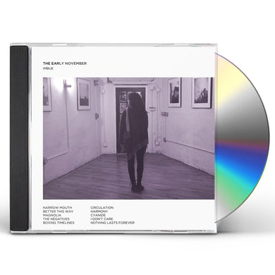 EARLY NOVEMBER IMBUE CD