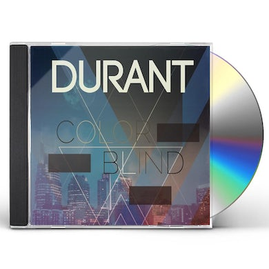 Durant COLORBLIND CD