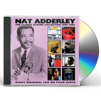 Nat Adderley Classic Albums Collection: 1955-1962 CD
