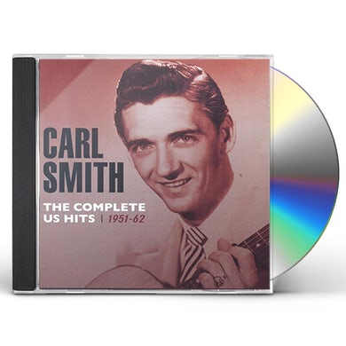 Carl Smith COMPLETE US HITS 1951-62 CD