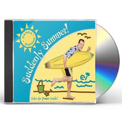 Danna Banana SUDDENLY SUMMER! CD