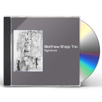 Matthew Shipp SIGNATURE CD