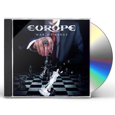 Europe WAR OF KINGS CD