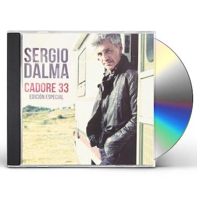 Sergio Dalma CADORE 33 EDICION ESPECIAL CD