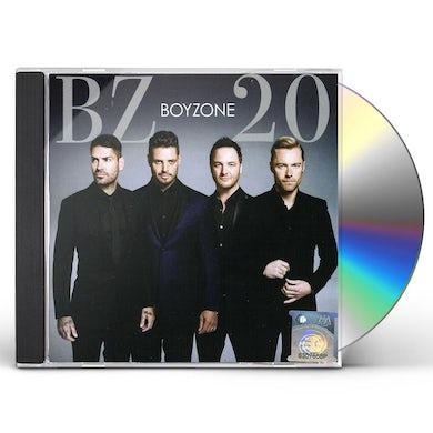 Boyzone BZ20 CD