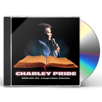 Charley Pride PRIDE & JOY: A GOSPEL MUSIC COLLECTION CD