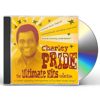 Charley Pride ULTIMATE HITS COLLECTION CD