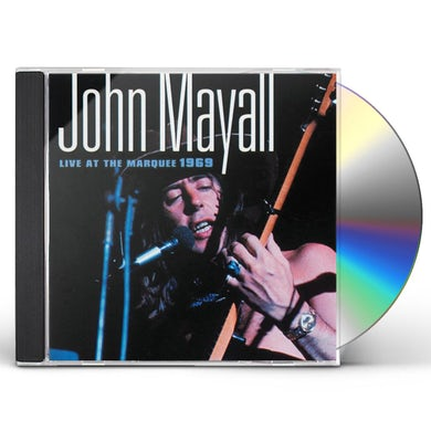 John Mayall LIVE AT THE MARQUEE 1969 CD