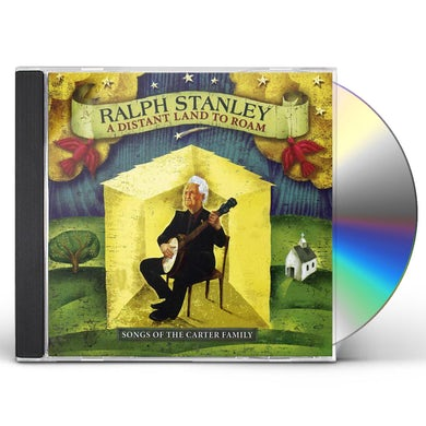 Ralph Stanley DISTANT LAND TO ROAM CD