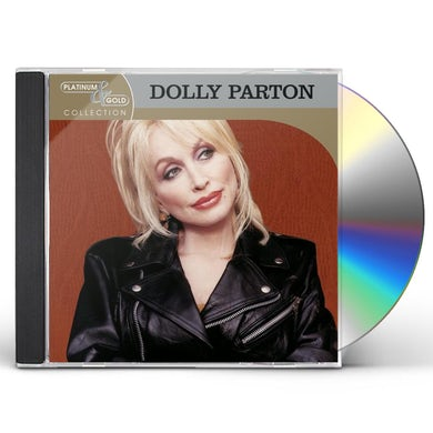 Dolly Parton PLATINUM & GOLD COLLECTION CD