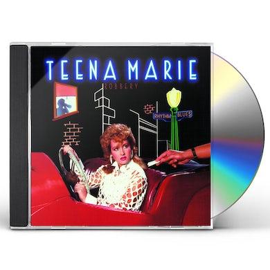Teena Marie ROBBERY CD