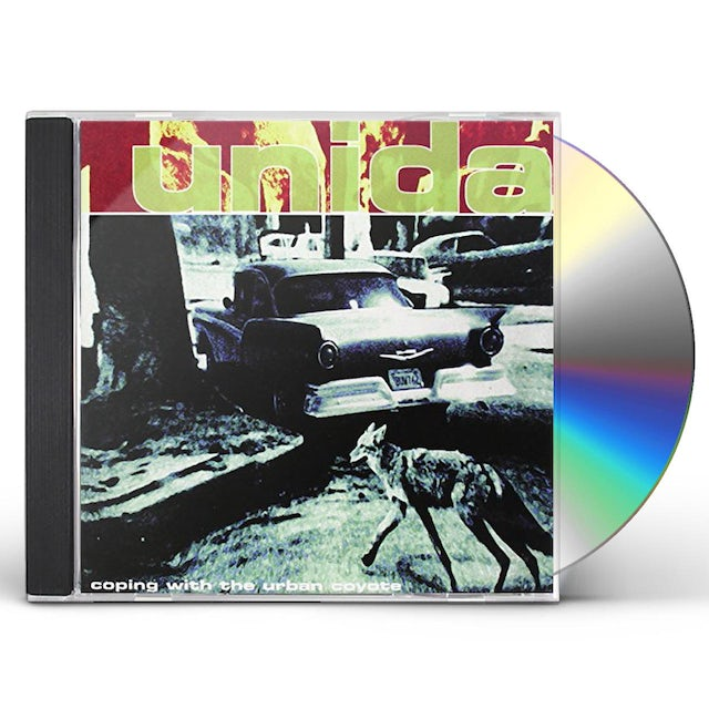 Unida COPING WITH THE URBAN COYOTE CD
