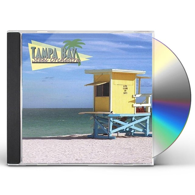 Tampa Bay Steel Orchestra CD