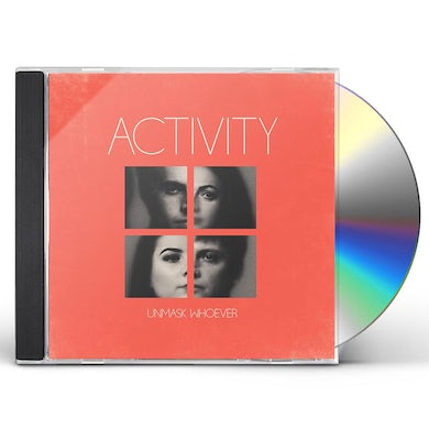 Activity UNMASK WHOEVER CD
