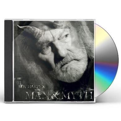 Roy Harper MAN & MYTH CD