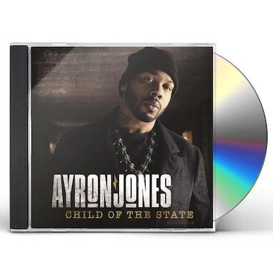 Ayron Jones Child Of The State CD