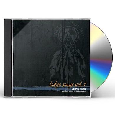 Dennis Hawk LODGE SONGS 1 CD