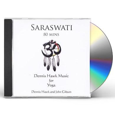 Dennis Hawk SARASWATI 80 MINS CD