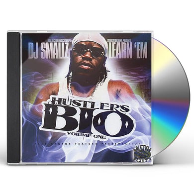 DJ Smallz HUSTLERS BIO CD