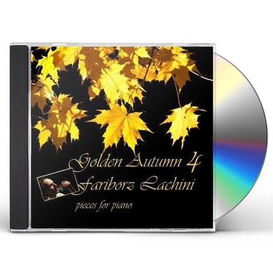 Fariborz Lachini GOLDEN AUTUMN 4 CD