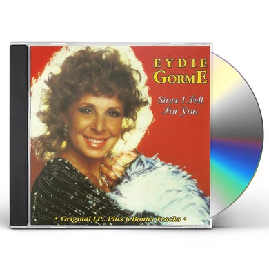 Eydie Gorme SINCE I FELL FOR YOU CD