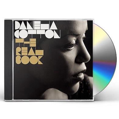 Danielia Cotton REAL BOOK CD