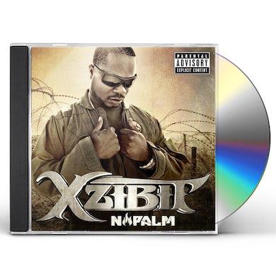 Xzibit NAPALM CD