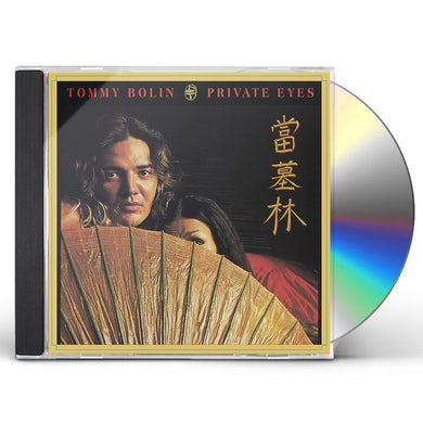 Tommy Bolin PRIVATE EYES CD