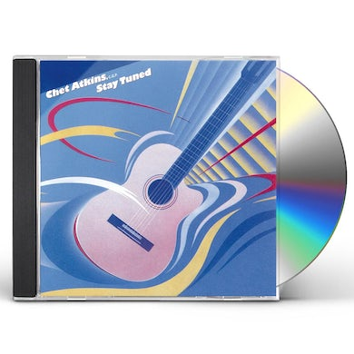 Chet Atkins STAY TUNED CD