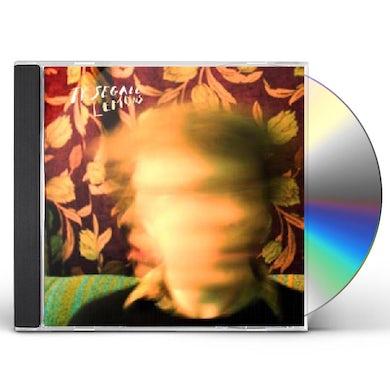 Ty Segall LEMONS CD