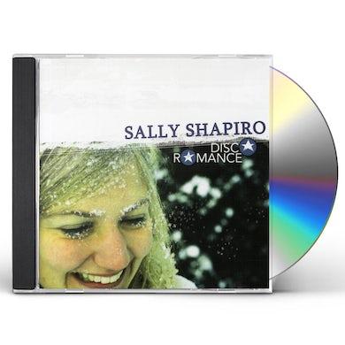Sally Shapiro DISCO ROMANCE CD