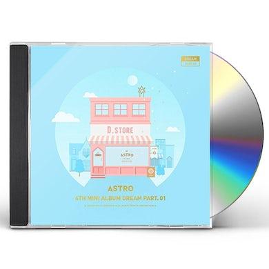 Astro DREAM PART.01 - DAY VERSION CD