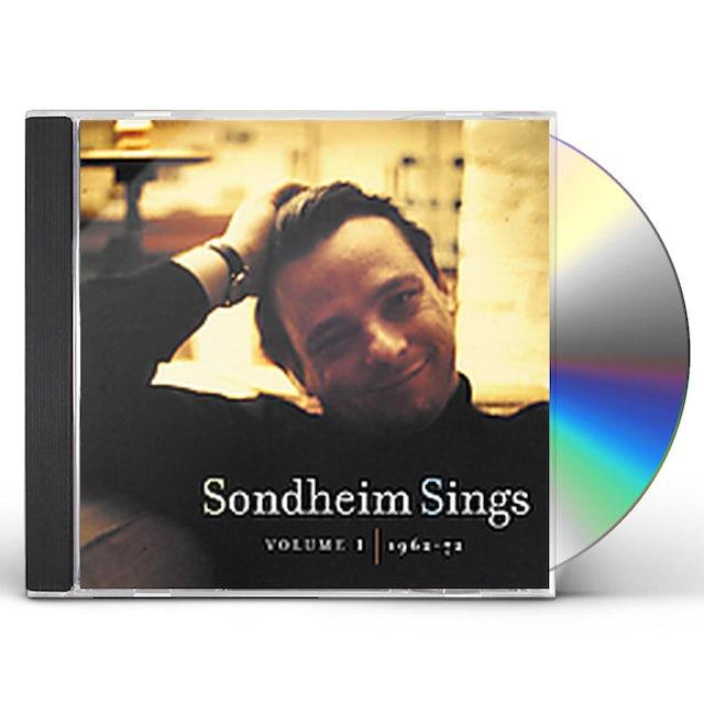 Stephen Sondheim SONDHEIM SINGS 1: 1962-72 CD