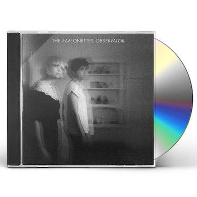 The Raveonettes OBSERVATOR CD