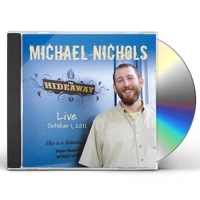Michael Nichols LIVE OCTOBER 1ST 2011 CD