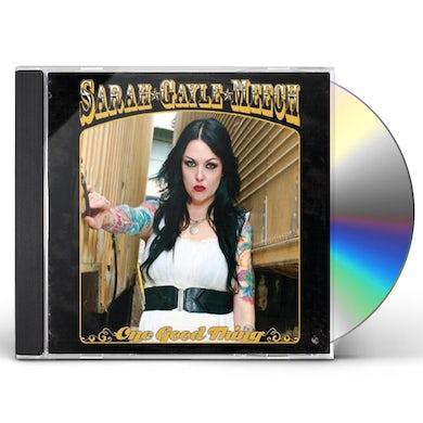 Sarah Gayle Meech ONE GOOD THING CD