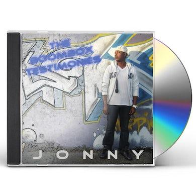Jonny BOOMBOX TESTIMONIES CD