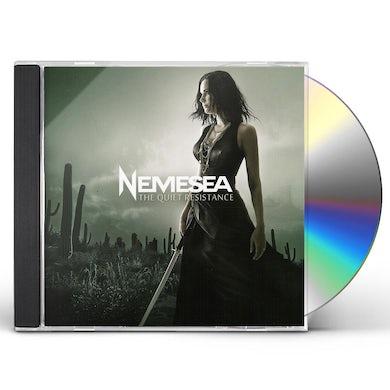 Nemesea QUITE RESISTANCE CD