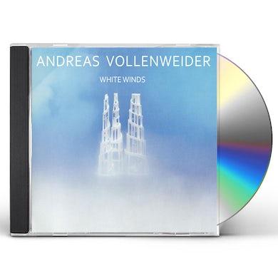 Andrea Vollenweider White Winds (Seeker's Journey) CD