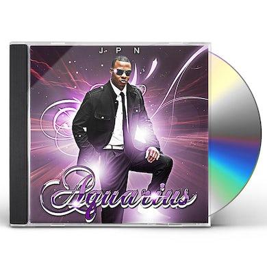 JP J.P.N AQUARIUS CD